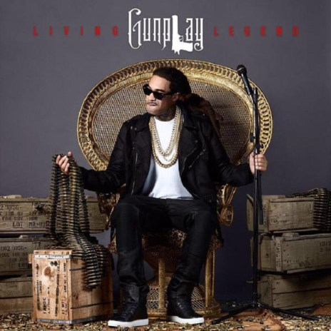 Gunplay featuring Yo Gotti & PJK - Blood On The Dope