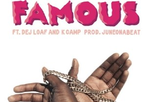 Iamsu! featuring Dej Loaf & K Camp - Famous