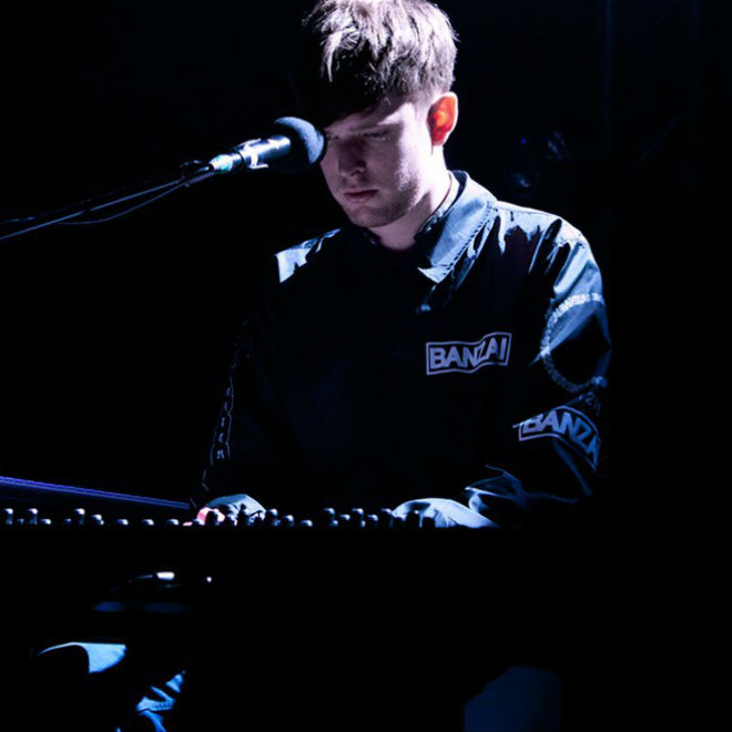 James Blake Performs Title Track off His New Album