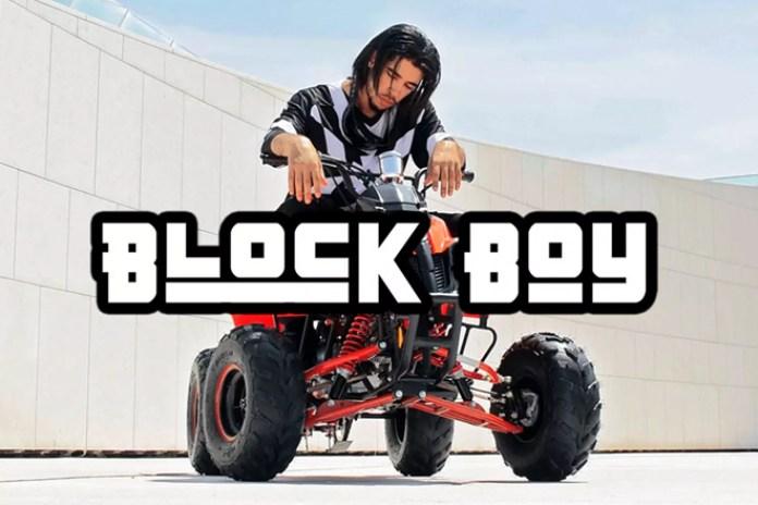 Jimmy Prime - Block Boy (EP Stream)