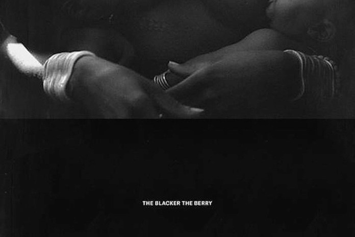 """Kendrick Lamar Sued For """"The Blacker the Berry"""" Artwork"""