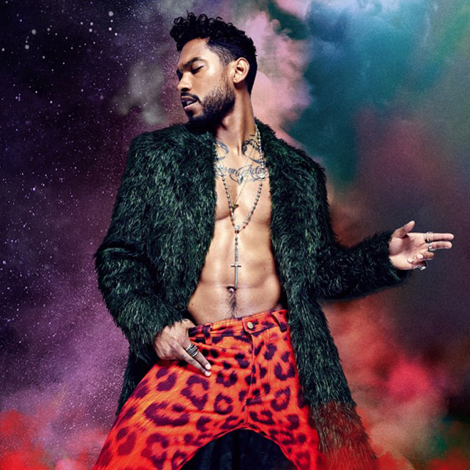 Learn the Story Behind Miguel's 'WILDHEART' Artwork