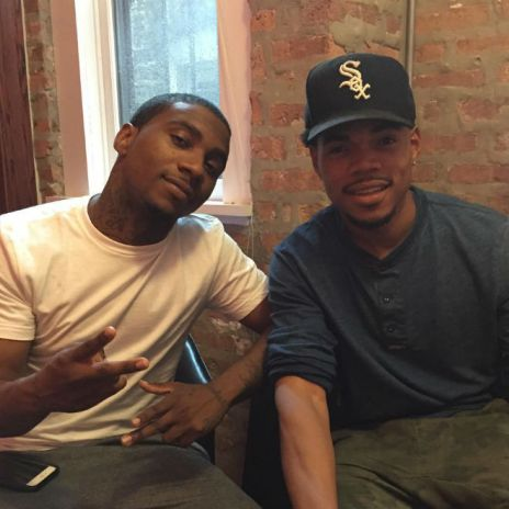 Lil B & Chance The Rapper Recorded an Album Together