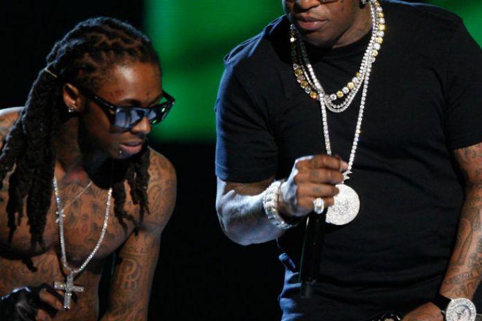 Lil Wayne & Birdman Clash at Nightclub