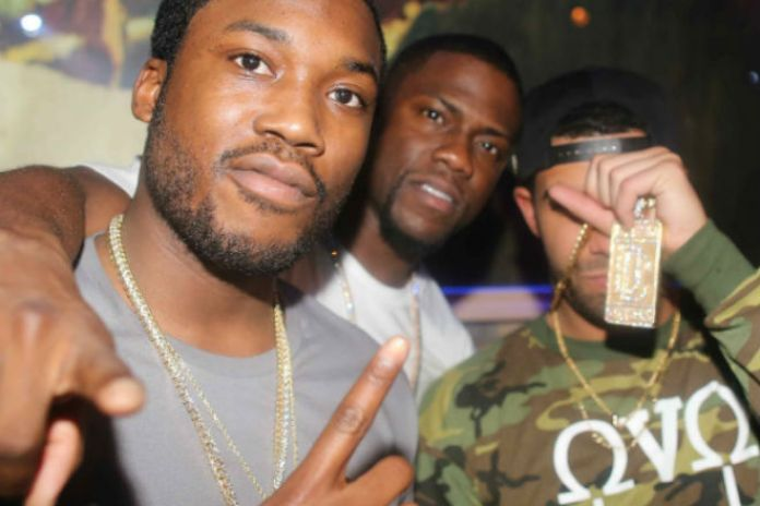 """Meek Mill Calls Out Drake: """"He Don't Write His Own Raps"""""""