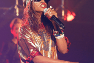 M.I.A. Previews New Music & Videos