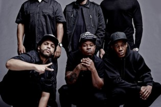 "N.W.A & Fab Five Freddy Take Us ""Behind The Scenes"" of 'Straight Outta Compton'"