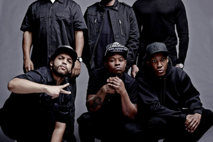 """N.W.A & Fab Five Freddy Take Us """"Behind The Scenes"""" of 'Straight Outta Compton'"""