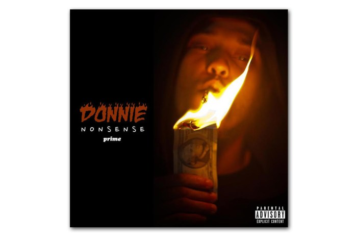 PREMIERE: Donnie - Nonsense
