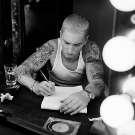 Read Eminem's Thank You Letter to Tupac's Mother
