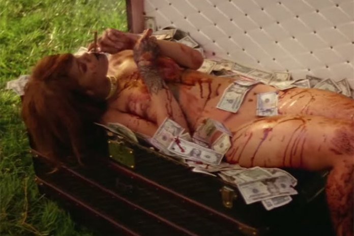 Rihanna - B*tch Better Have My Money (NSFW)