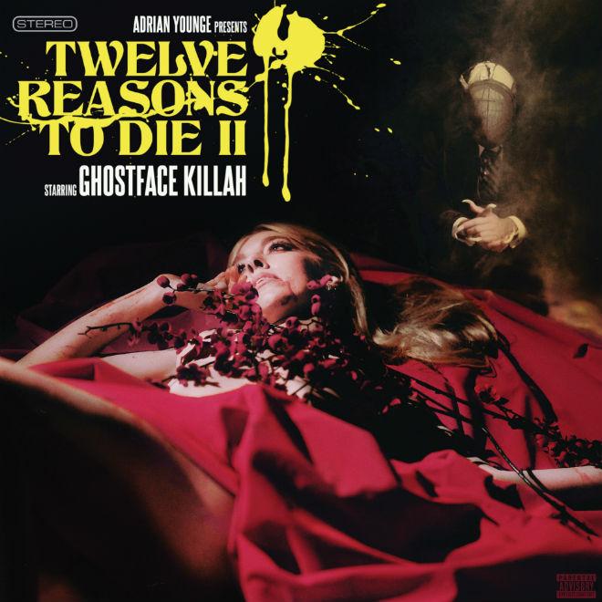 Stream Adrian Younge & Ghostface Killah's New Album, 'Twelve Reasons to Die II'
