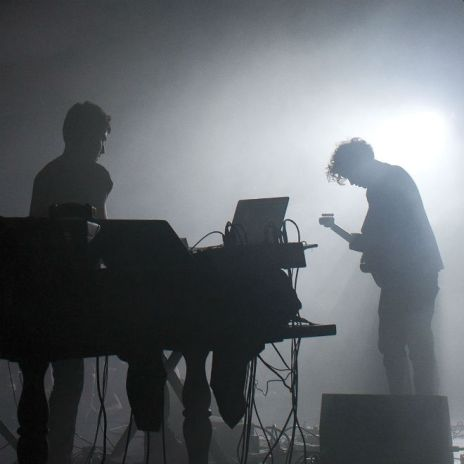 Stream Darkside's 'Psychic Live' Concert Film