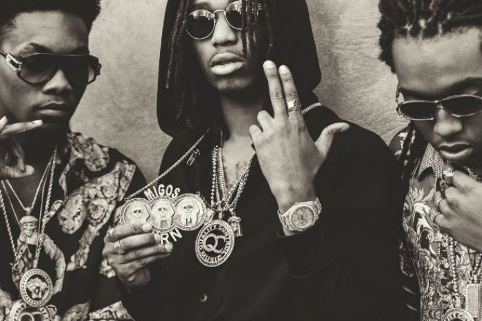 Stream Migos' Official Debut Album, 'Yung Rich Nation'