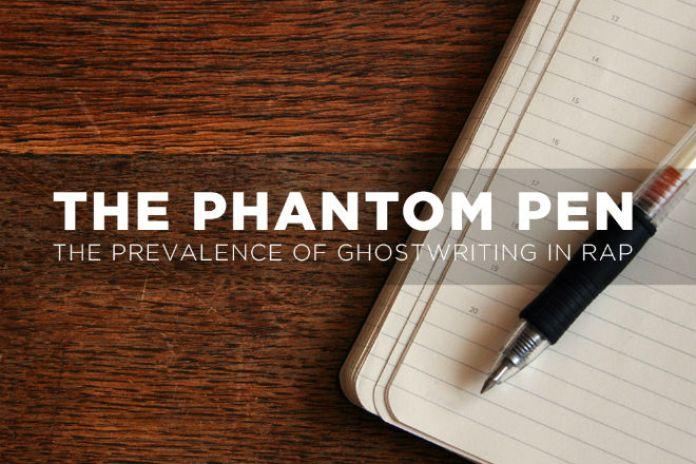 The Phantom Pen: The Prevalence of Ghostwriting in Rap