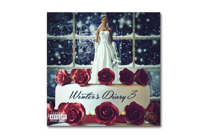 Tink - Winter's Diary 3 (Mixtape)