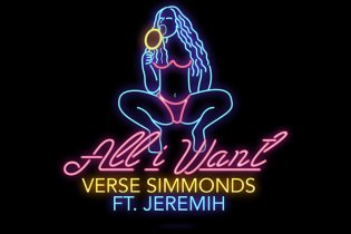 Verse Simmonds featuring Jeremih - All I Want