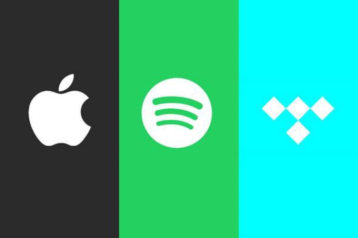 Watch an Audio Quality Test Between Apple Music, Spotify & TIDAL