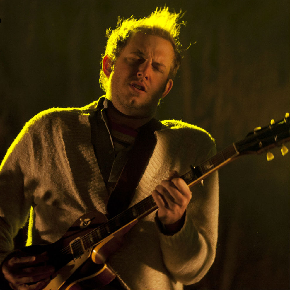 Watch Bon Iver Perform Two New Songs at Eaux Claires Music & Arts Festival