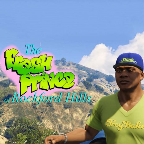 Watch The Fresh Prince of Bel-Air's Iconic Intro Recreated in Grand Theft Auto V