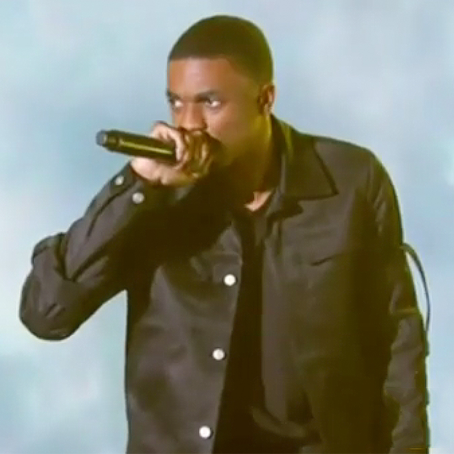 """Watch Vince Staples Perform """"Señorita"""" and """"Lift Me Up"""" on 'Jimmy Kimmel Live!'"""