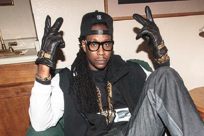 2 Chainz featuring The-Dream - Goat