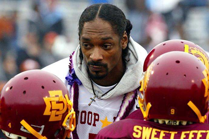 adidas Names Snoop Dogg Director of Football Recruiting