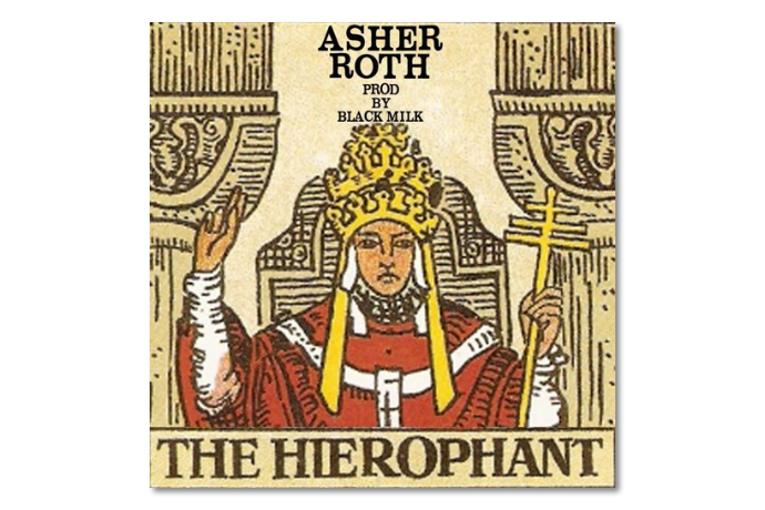 Asher Roth - The Hierophant (Produced by Black Milk)