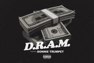 D.R.A.M. featuring Donnie Trumpet - $
