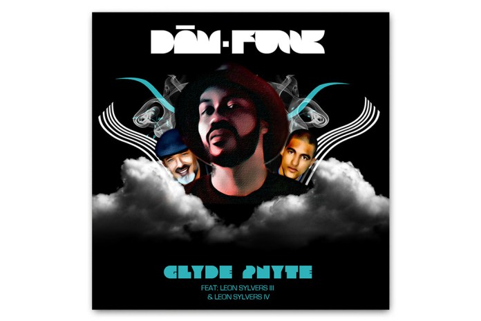 Dâm-Funk featuring Leon Sylvers III & Leon Sylvers IV - Glyde 2Nyte