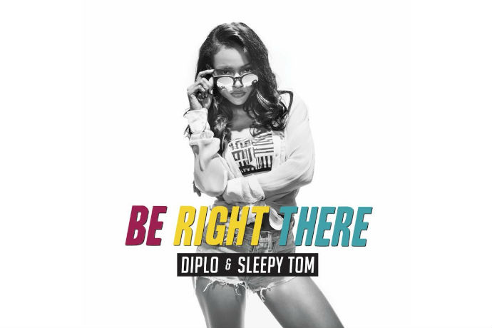 """Listen to Diplo & Sleepy Tom's """"Be Right There"""""""