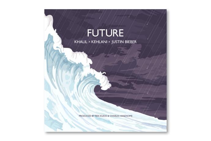 Khalil featuring Justin Bieber & Kehlani - Future