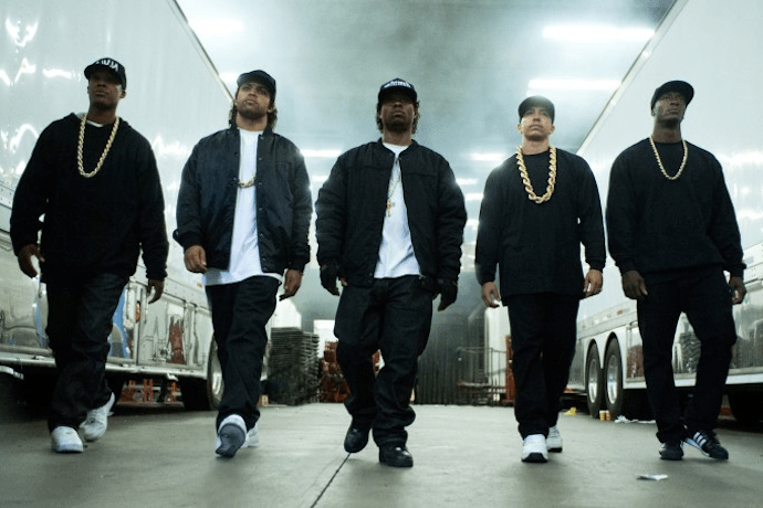 N.W.A Film 'Straight Outta Compton' Not Screening in Compton