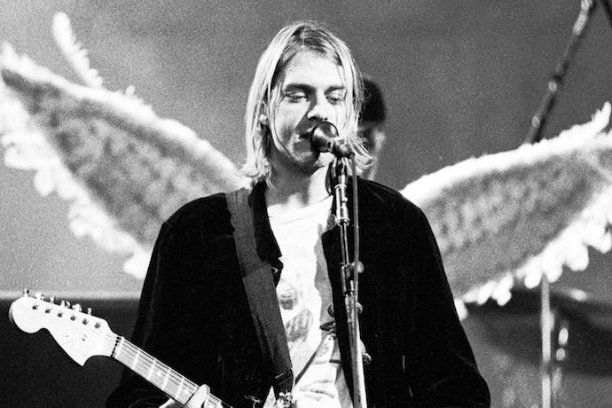 An Unreleased Nirvana Demo Hits the Web