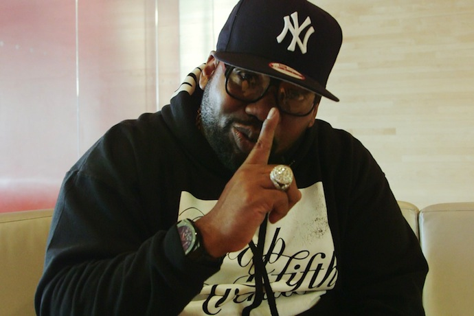 Raekwon Calls for Wu-Tang Clan Biopic Following 'Straight Outta Compton'