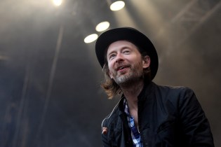 Thome Yorke Shared New Music During Show in Osaka