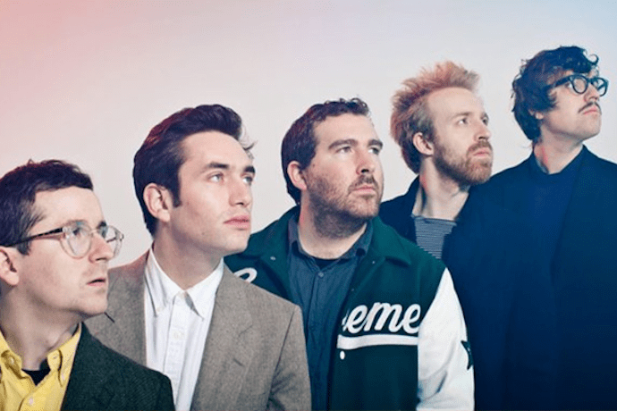 "Watch Hot Chip's Video for ""Started Right"""