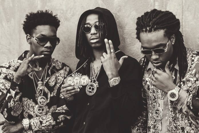 """Watch Migos' New Video for """"Pipe It Up"""""""