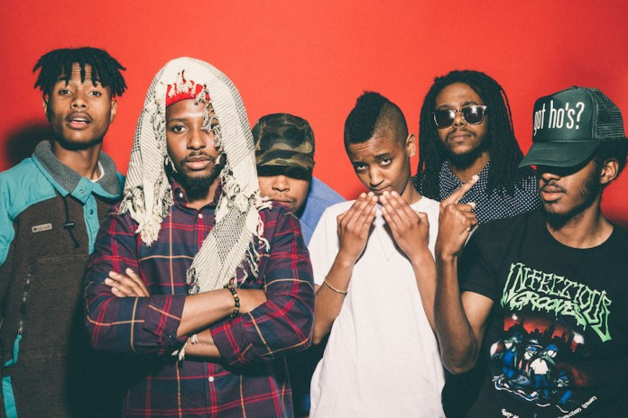 Watch The Internet Perform a Live Studio Set at KCRW
