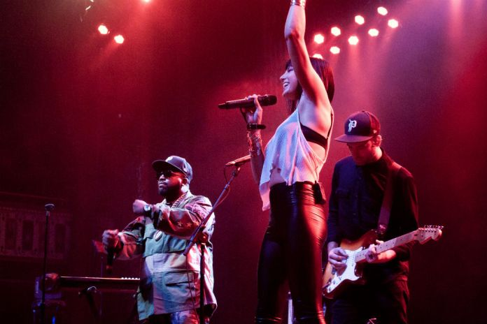 Big Boi & Phantogram Performed As Big Grams in Los Angeles