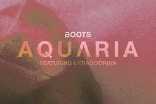 BOOTS featuring Deradoorian - AQUARIA