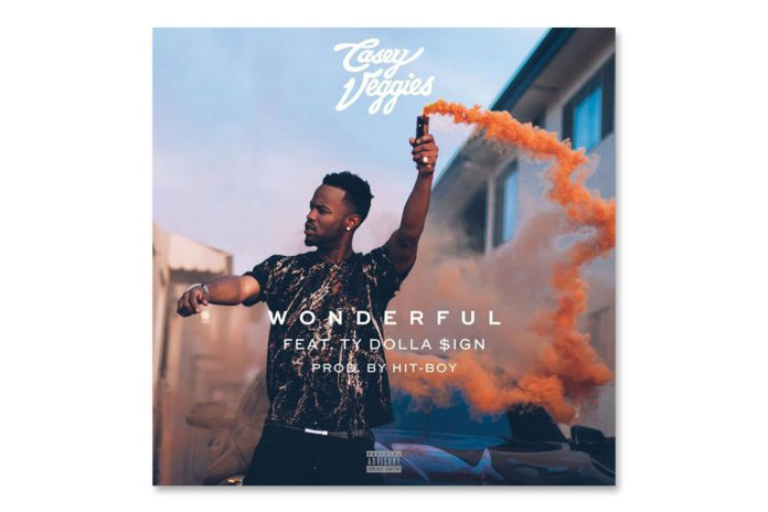 Casey Veggies featuring Ty Dolla $ign - Wonderful