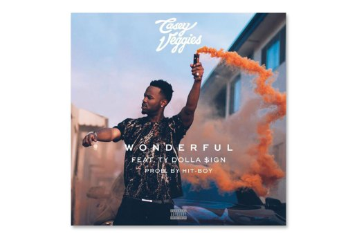 Casey Veggies featuring Ty Dolla $ign - Wonderful