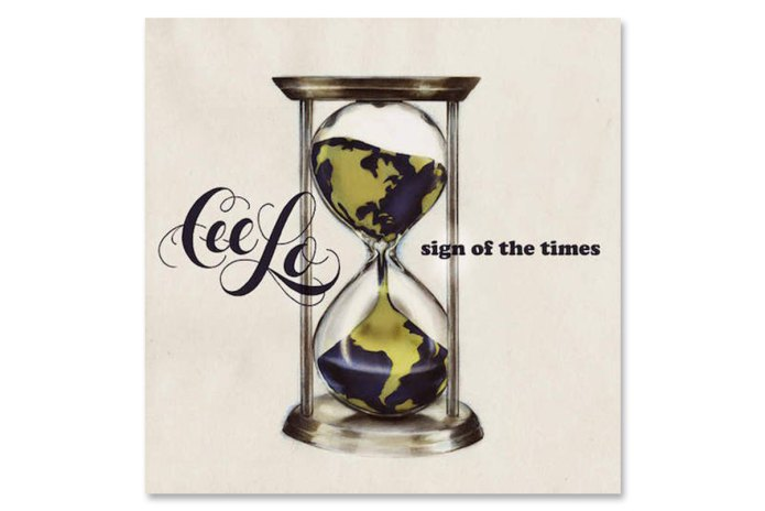 CeeLo Green - Sign of the Times