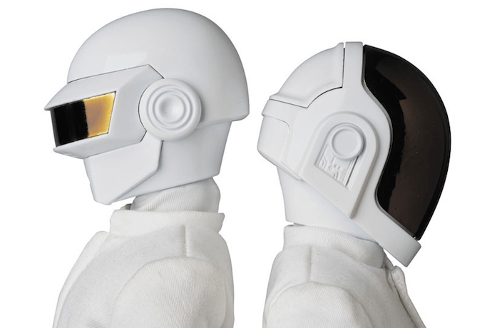 Daft Punk to Release Action Figures
