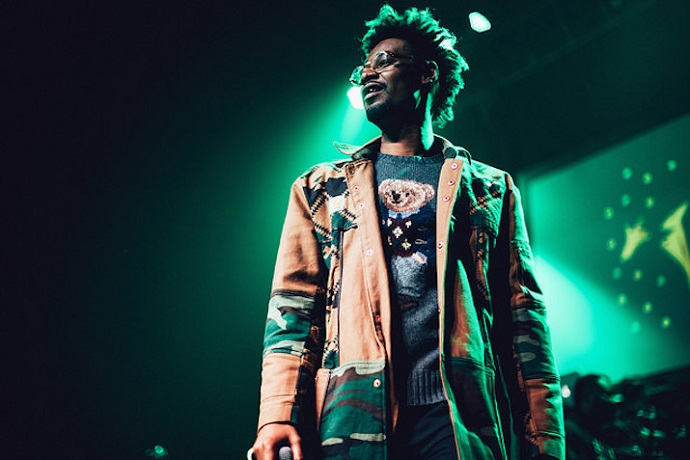 """Danny Brown Joins Rizzoo & Sauce Walka for """"Stiff Arm"""""""
