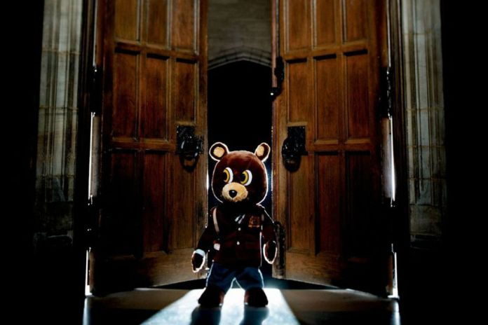Don't Miss This Interactive Sample Infographic For Kanye West's 'Late Registration'