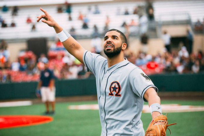 "Drake Played Kickball Against LeBron James, Says He ""Hasn't Taken A Loss All Week"""