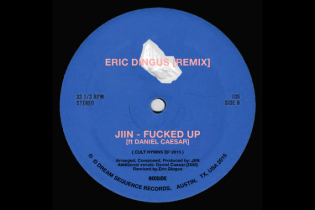 PREMIERE: JIIN featuring Daniel Caesar - F*cked Up (Eric Dingus Remix)
