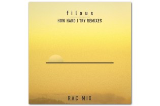 filous featuring James Hersey - How Hard I Try (RAC Mix)